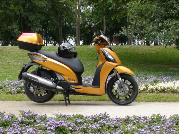 kymco people GTi300
